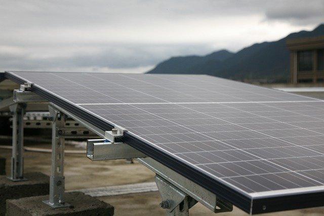 Panele słoneczne 50kW