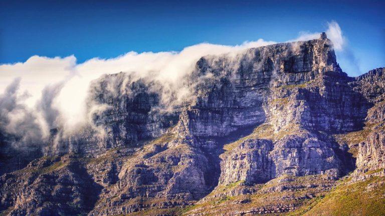 Wyjątkowe krajobrazy w górach stołowych